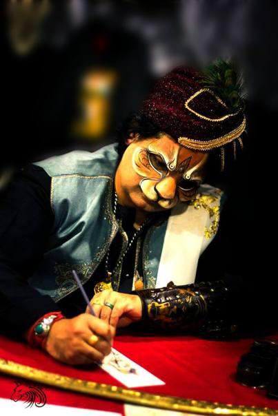Maharaj Neel Bhagha Singha