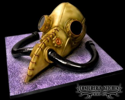 Conjurors Kitchen - This is a CAKE!