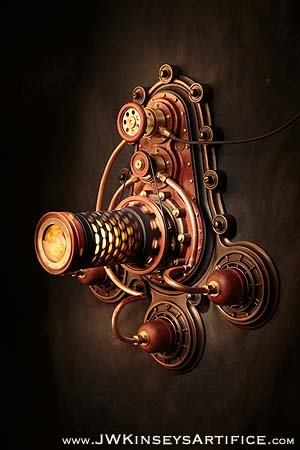 The Braxtonian Lantern