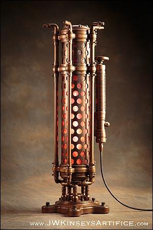 Cylindrium Table Lamp